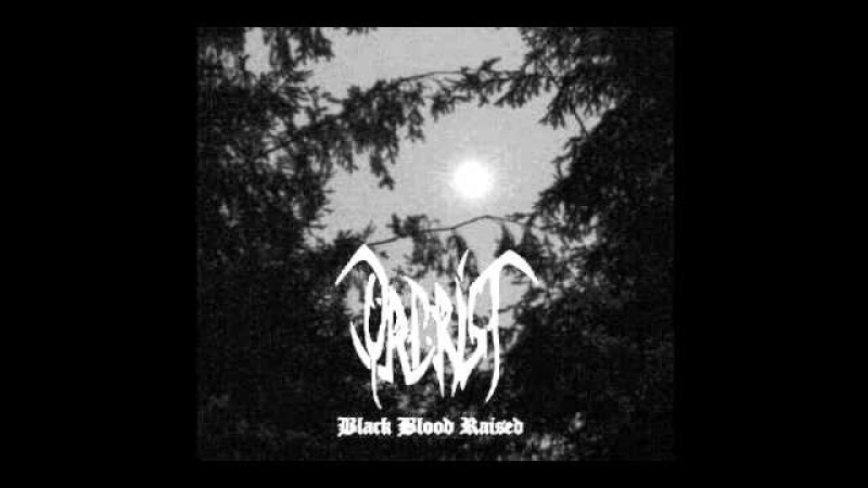 Orcrist - Black Blood Raised (Full Album) 2006 Black Metal Italy