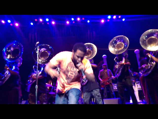Pharoahe Monch - Simon Says Live at The Tabernacle for Funk Jazz Kafe'