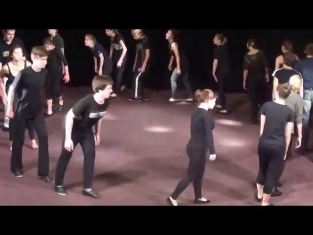 Актерское мастерство обучение - упражнение на вес