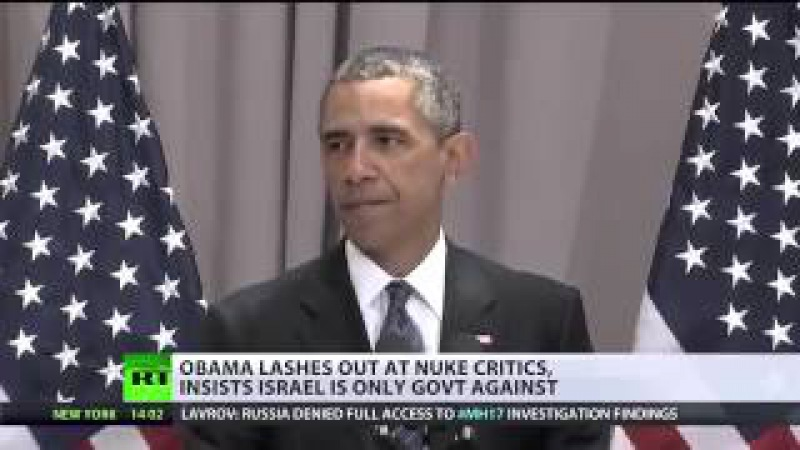 World News International Headlines Today Obama foresees 'another war in Middle East' without Iran