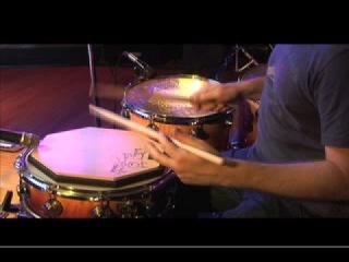 Барабанные Рудименты: Одиночный Парадиддл