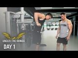 Steve Cook - DAY 1 - Chest - UNDER THE WINGS