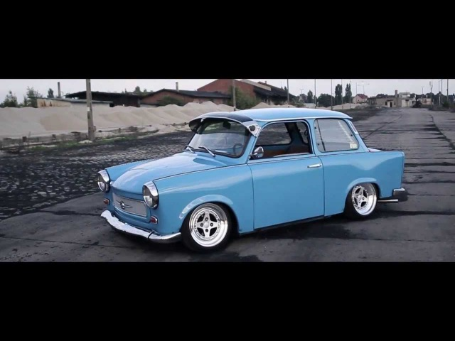 BLUE DELUXE 601 - TRABANT 353