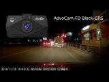 AdvoCam-FD Black-GPS (Ночь)