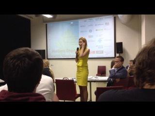 Юлия Смирнова о MedMe Digital Health Weekend