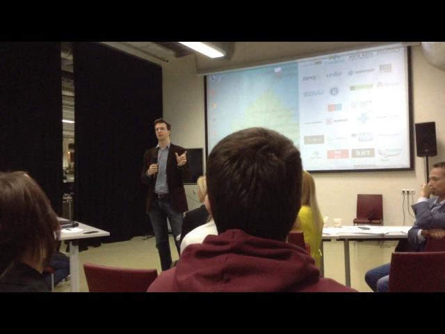 Дмитрий Могилёв о MedMe Digital Health Weekend