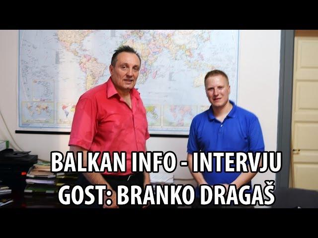 INTERVJU Branko Dragaš Aleksandar Vučić je totalno prolupao i ne zna šta priča 03 08 2015