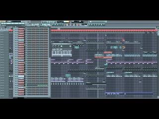 SWAG - DJ Suchetta [moombahcore/glitchstep fl studio]