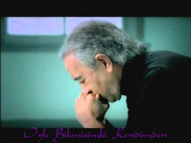 Edip Akbayram - 'Sen' 'Ben'den Gittin Gideli.wmv