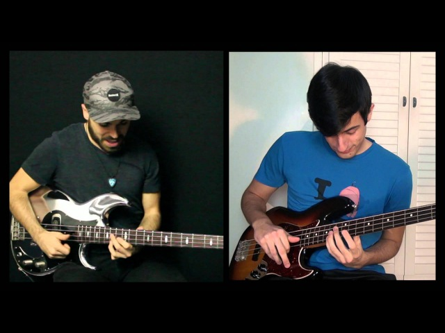 Slap Bass Battle - Davie504 Miki Santamaria