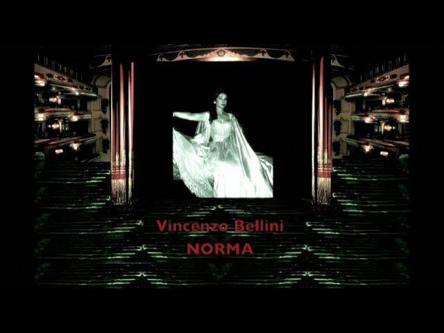 MARIA CALLAS Bellini NORMA Scala 1955 LIVE - integrale
