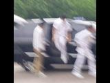 "@hyeyoung7 on Instagram: ""주차장에서 우연히봄 #아이콘#ikon#비아이#바비#김진환#구준회#송윤형#김동혁#정찬우#yg#b.i#bobby"""