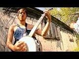 Slayer - Raining Blood (Banjo cover w solos)