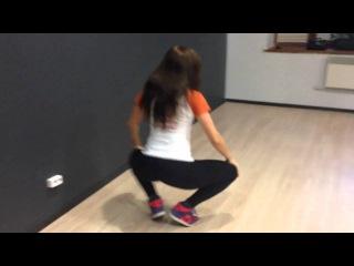 как круто она танцует Тверк