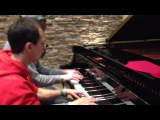 @Live Art &amp Music Stefano Alvino &amp StereoCool al Piano Long Version