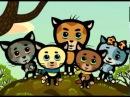 Мультик Три котенка: Не бери чужого
