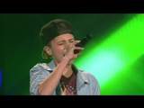 Lukas - Cant Hold Us The Voice Kids Germany Blind Auditions 228.3.2014