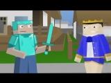 Minecraft Приключения Нуба 28 Финальная схватка (RUS) - YouTube