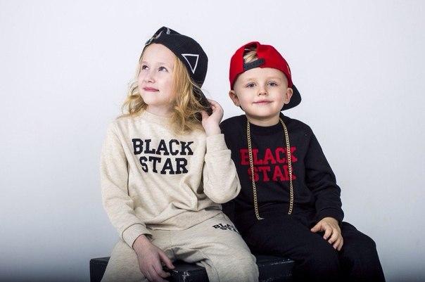 Блэк Стар Одежда Для Детей
