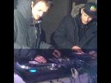 DJ CHINMACHINE, DJ SHUBIN &amp MADD CHIEF @ STREETFIRE SPB