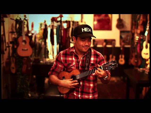 Kalei Gamiao - Viva La Vida Coldplay- Ukulele Instrumental » Freewka.com - Смотреть онлайн в хорощем качестве