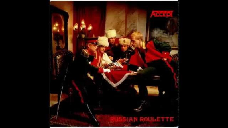 Accept Russian Roulette full album 1986