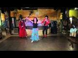 Венера Ферарь цыганский танец Бричка (gipsy dance)