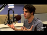 Darren Criss talking about Elsie Fest on 106.7 Lite fm