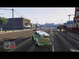 GTA 5 - Funny Moments, Glitches, Fail, Bugs #7 / Баги и Глюки в GTA 5 #7
