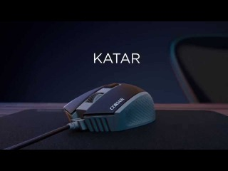 Corsair Katar optical gaming mouse: the official product trailer!