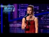 Ирина Лысенко - Танцуют все 7 - Кастинг в Донецке - 10.10.2014