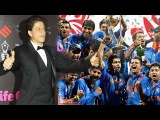 Shah Rukh Khan's Best Wishes For Indian Cricket Team