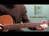 Уроки гитары Эпидемия - Всадник Из Льда (Часть 2)