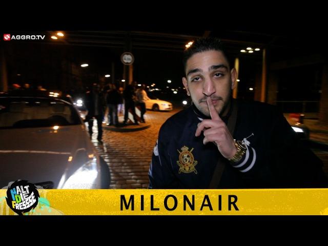 MILONAIR HALT DIE FRESSE 04 NR. 217 (OFFICIAL HD VERSION AGGRO TV)