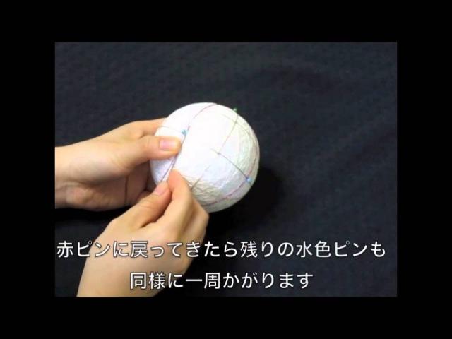 手まり TM8-1 水仙