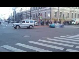 Прикол)) Гелик vs Тойота Супра кто кого перетянет)