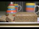 Восточная халва из кунжута тахинная видео рецепт