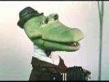 Крокодил Гена поёт на японском