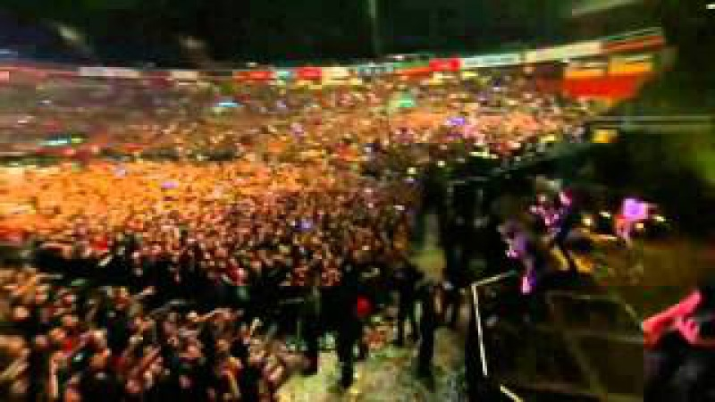 My Chemical Romance Helena [Live From Mexico City]