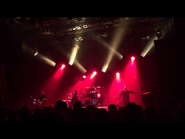 Blind Guardian / Mordred's Song at the Effenaar 2015
