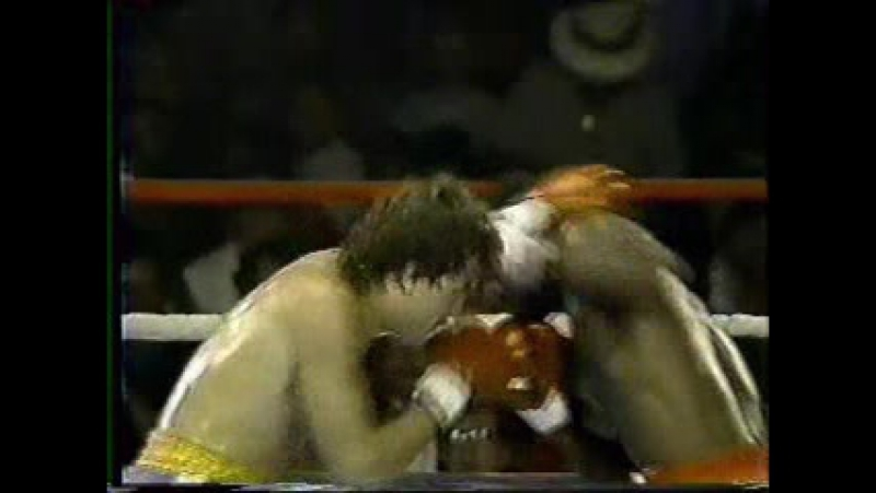 (Fight No. 06) Evander Holyfield vs. Rick Myers