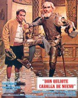 Don Quijote cabalga de nuevo (1973) - Latino