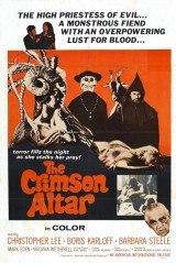 La maldición del altar rojo (1968) - Latino