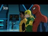 Совершенный Человек-Паук 3 сезон 17 серия - Пробежка за буррито HD 720p