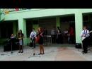 Концерт-акция ,,Белый цветок'' -ДШИ, анс, гитаристов ''Пусть будет так''/из реп-ра группы ''Битлз''/30.04.15