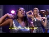Glee Cast - I will survive / Survivor (Я выживу / Выжила) Текст+перевод