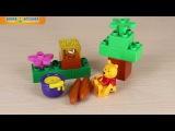 Набор «Пикник медвежонка Винни» LEGO Duplo (Лего Дупло)