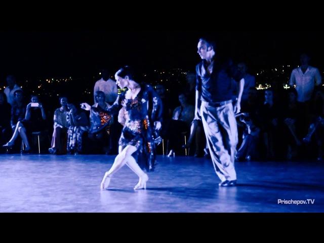 Танго Нуэво Lucila Cionci Rodrigo joe Corbata, 3-4, International Istanbul Tango Festival 2014