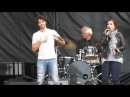 Darren Criss and Lea Salonga A Whole New World Elsie Fest NYC