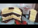 [BÁNH KEM] Двухцветный торт cách làm bánh kem sinh nhật Hai mầu bằng nồi cơm điện clip làm bánh KEM